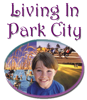 Living In Park City Logo